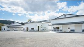 岩手県 一関市 醤油工場